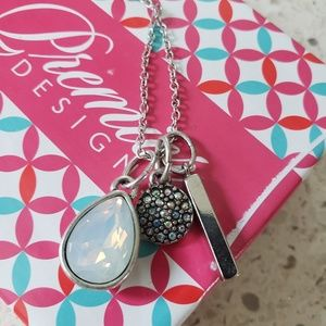 Premier Designs Holiday Collection necklace